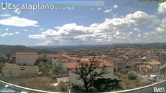 view from Escalaplano on 2020-06-02