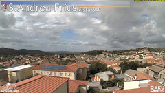 view from Sant'Andrea Frius on 2019-11-02
