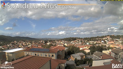 view from Sant'Andrea Frius on 2019-11-13