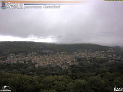 view from Seui Cuccaioni on 2019-11-09