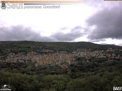 view from Seui Cuccaioni on 2019-11-12