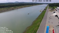 view from Labe Arena Racice on 2021-07-21