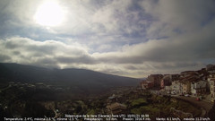 view from Meteogredos on 2021-01-10