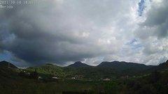 view from Borriol - la Vall del Morico (Vista Est-Desert) on 2021-10-14