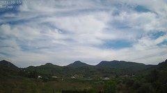 view from Borriol - la Vall del Morico (Vista Est-Desert) on 2021-10-15