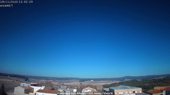 view from Fontanars2 AVAMET on 2020-11-18
