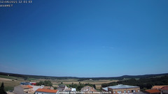 view from Fontanars2 AVAMET on 2021-06-12