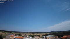 view from Fontanars2 AVAMET on 2021-06-13