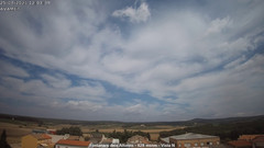 view from Fontanars2 AVAMET on 2021-07-25