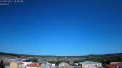 view from Fontanars2 AVAMET on 2021-09-12