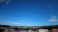 view from Fontanars2 AVAMET on 2021-09-16