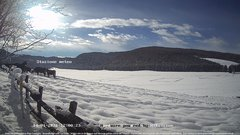 """view from Webcam Cansiglio - verso la piana dei """"Bech"""" on 2021-01-14"""