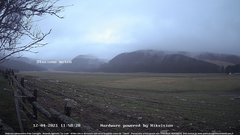 """view from Webcam Cansiglio - verso la piana dei """"Bech"""" on 2021-04-12"""