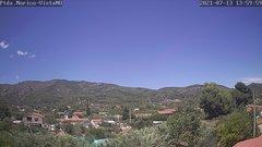 view from Borriol - la Vall del Morico  (Vista N-Balaguera) on 2021-07-13