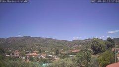 view from Borriol - la Vall del Morico  (Vista N-Balaguera) on 2021-07-14