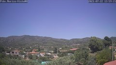 view from Borriol - la Vall del Morico  (Vista N-Balaguera) on 2021-07-22