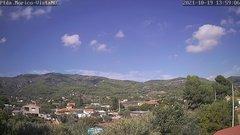 view from Borriol - la Vall del Morico  (Vista N-Balaguera) on 2021-10-19
