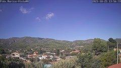view from Borriol - la Vall del Morico  (Vista N-Balaguera) on 2021-10-25