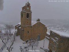 view from Xodos - Ajuntament (Plaça de l'Esglèsia) on 2021-01-09