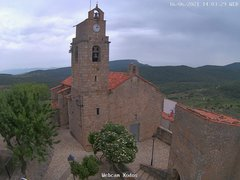 view from Xodos - Ajuntament (Plaça de l'Esglèsia) on 2021-06-16