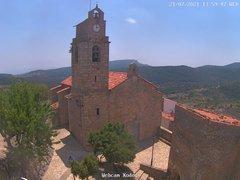 view from Xodos - Ajuntament (Plaça de l'Esglèsia) on 2021-07-21