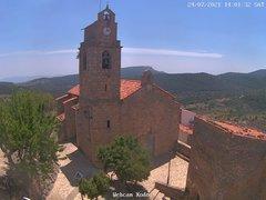 view from Xodos - Ajuntament (Plaça de l'Esglèsia) on 2021-07-24