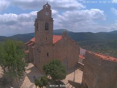 view from Xodos - Ajuntament (Plaça de l'Esglèsia) on 2021-07-28