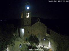 view from Xodos - Ajuntament (Plaça de l'Esglèsia) on 2021-09-26