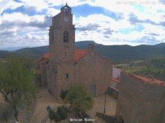 view from Xodos - Ajuntament (Plaça de l'Esglèsia)  on 2021-10-08
