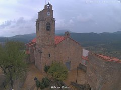 view from Xodos - Ajuntament (Plaça de l'Esglèsia)  on 2021-10-17