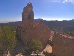 view from Xodos - Ajuntament (Plaça de l'Esglèsia)  on 2021-10-20