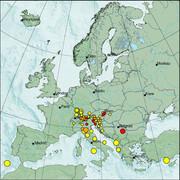 view from Erdbeben Europa on 2020-12-14