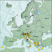 view from Erdbeben Europa on 2020-12-21