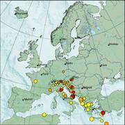 view from Erdbeben Europa on 2021-04-08