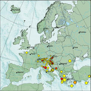 view from Erdbeben Europa on 2021-06-07