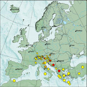 view from Erdbeben Europa on 2021-07-19