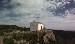view from Xodos - Sant Cristòfol (Vista NE) on 2021-10-15