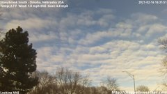 view from Stoneybrook South on 2021-02-15