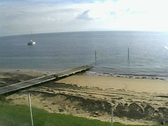 view from Cowes Yacht Club - North on 2021-06-14