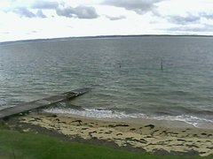view from Cowes Yacht Club - North on 2021-07-23