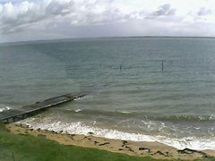 view from Cowes Yacht Club - North on 2021-09-20