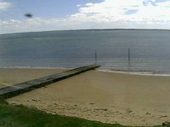 view from Cowes Yacht Club - North on 2021-09-26