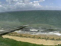 view from Cowes Yacht Club - North on 2021-10-04