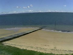 view from Cowes Yacht Club - North on 2021-10-14