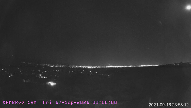 time-lapse frame, ohmbrooCAM webcam