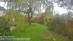 view from Wembury, Devon. Garden Cam on 2021-04-07