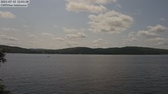 view from 4th Lake, Inlet, NY on 2021-07-15