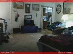 view from Webcam on 2021-01-09