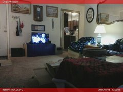 view from Webcam on 2021-01-16