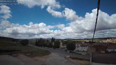 view from Utiel La Torre AVAMET on 2021-06-06